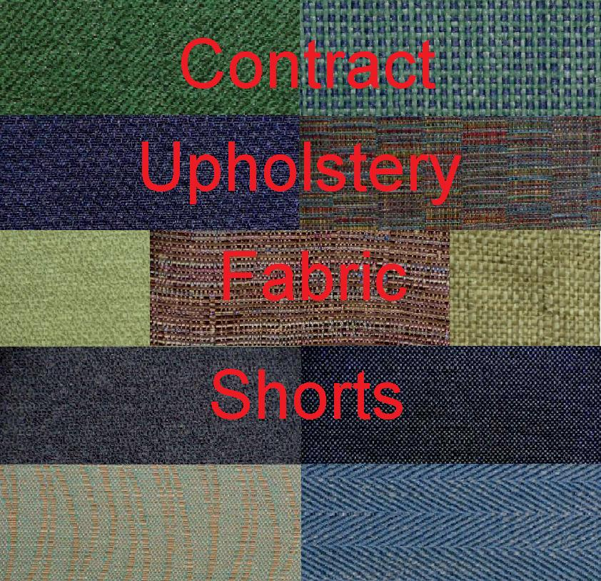 Contract Upholstery Fabric Shorts