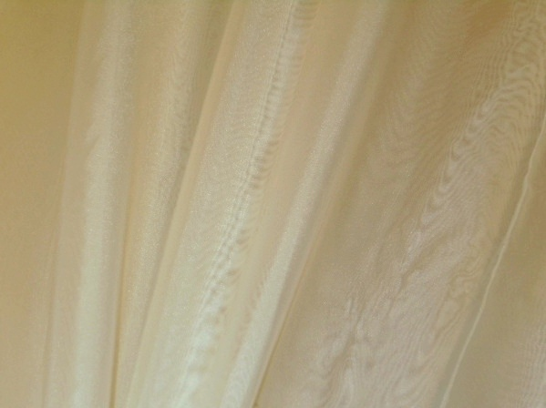 doublewide designer voile sheer drapery fabric by the yard