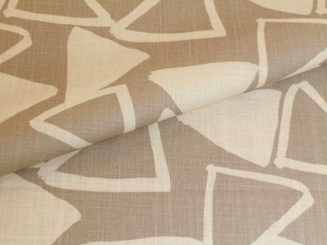 Pattern Dylan in color Linen Abstract Decorating Fabric