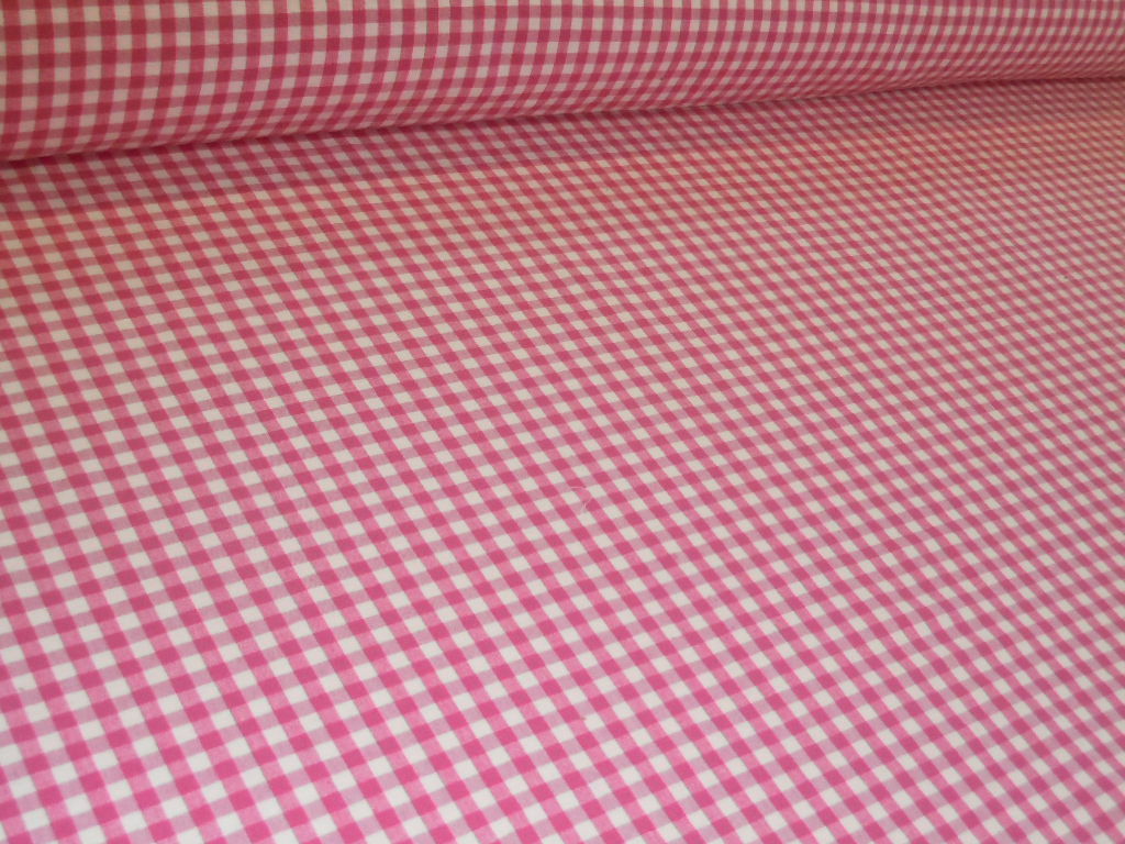 Pattern Gingham Checks Designer Home Decor Fabric