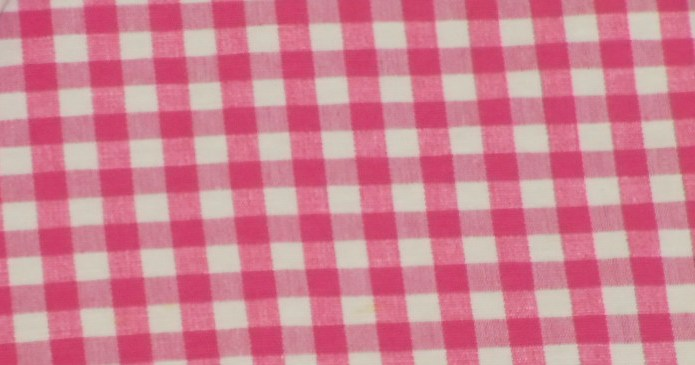 Pattern Gingham Checks Designer Home Decor Fabric