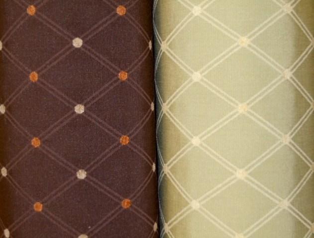 Isabella Diamond Design Upholstery Fabrics