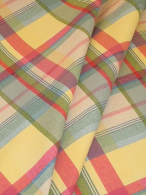 pattern sundown stripe plaid decorator fabric. Black Bedroom Furniture Sets. Home Design Ideas