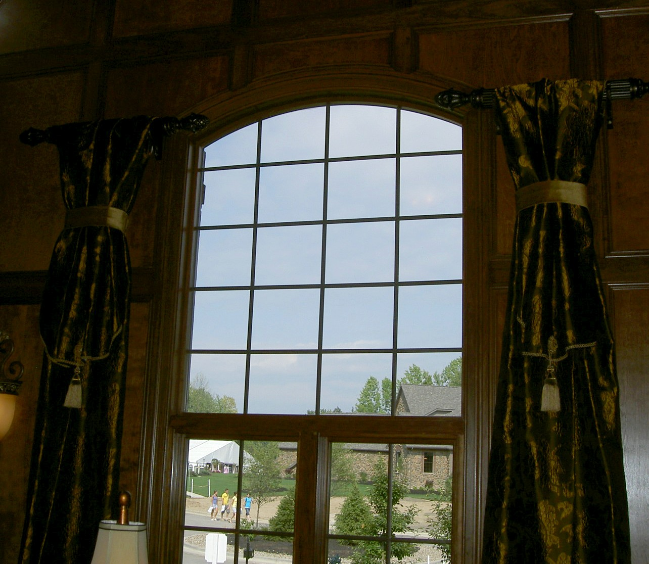 Model Homes Decorating: See Our Drapery And Window Treatment Designs From Our