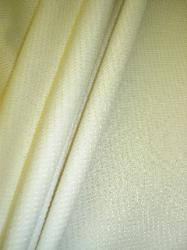 Draped Erie Islands Fabrics FreeFall Color EggShell Basics