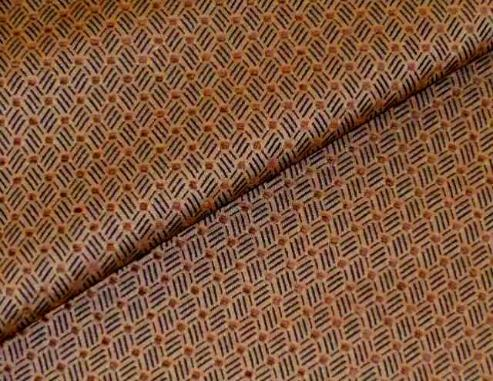 Closeup folded image of Artisan Upholstery Fabric on Clearance