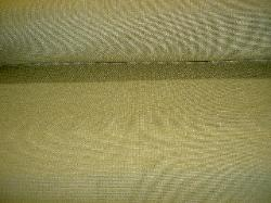 pale yellow green with linen color weave