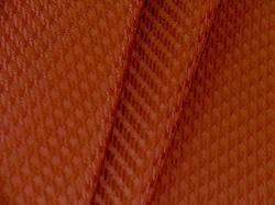 Drapery and light decorating Fabric Basketweave in Copper