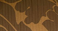 Swatch of Candice Olson Damask Pearson Bronze Designer Fabric