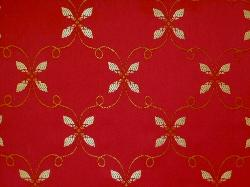 Discounted High End Multipurpose Clematis Fabric in Rosebud