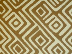 Outdoor Upholstery - high end Greek Key design fabric
