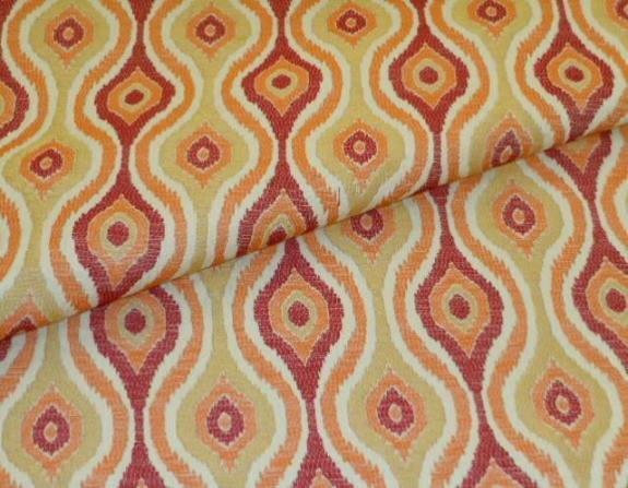 Duralee contemporary geometric stripe pattern nebula for Nebula fabric by the yard