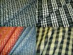 Erie Islands Fabrics Cottage Collection, basic stripes, checks and plaids