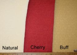 Sample Image Erie Islands Fabrics Shogun Basic Solid Colors Natural Cherry Buff Fabric