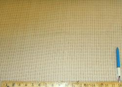 Sample of Robert Allen Couture Beacon Hill pattern Fina in Cream