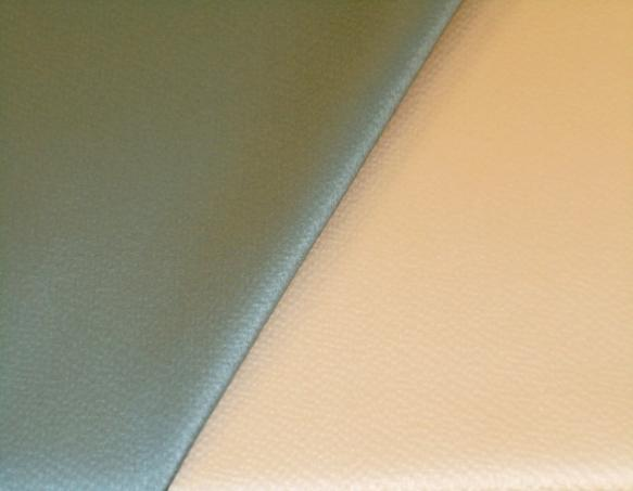 Glam Sheen Windermere Decorator Fabric Colors pebbled look texture in Natural and Aqua