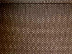 color Cocoa, Commercial Contract grade, Pattern Jack of Diamonds Upholstery Fabric