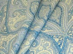 paisley design from P Kaufmann Fabrics