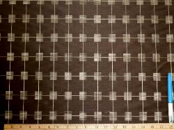 Sample of Robert Allen's Beacon Hill Contemporary Geometric pattern Modernism Color Truffle