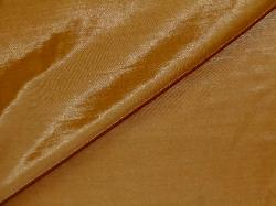 $7.50 a Yard Sheer Elegance Poly Satin in Gold light flowing drapery fabric