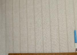 Sample of Softline Sandridge Color 1 Natural Linen for Drapery