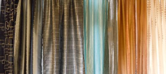Premade curtain and drapery panels, many patterns and colors, scarfs and fabrics