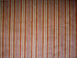 Stripe Pattern Tradition Color Harvest Closeout Upholstery Velvet