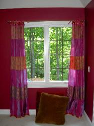 Window Treatment Child's Bedroom 2 Model Home Homerama