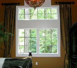 Window Treatment Master Bedroom Latina Model Home Homerama